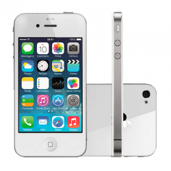iPhone 4S 16G - Trắng - 99%