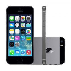 iPhone 5S 16G - Lock - Gray - 97%