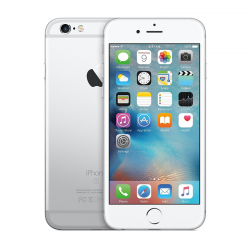 iPhone 6S 16G - Lock - Trắng- 99%