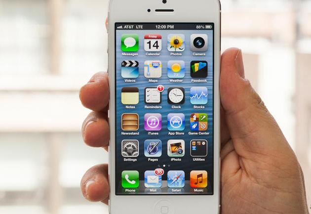 Cách kiểm tra iphone 5 hàng dựng đơn giản và nhanh chóng - 1