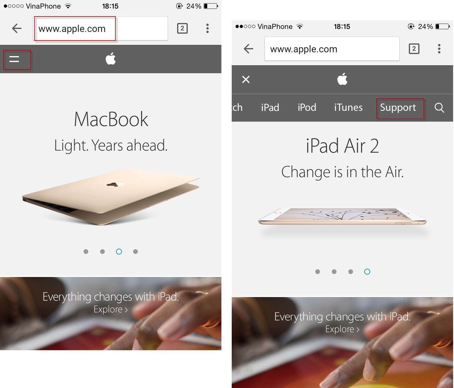 Cách kiểm tra imei iphone ipad chính hãng apple khi mua cũ - 2