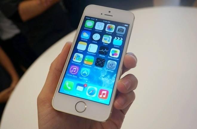 Cách kiểm tra iphone 5s cũ đã qua sử dụng - 1