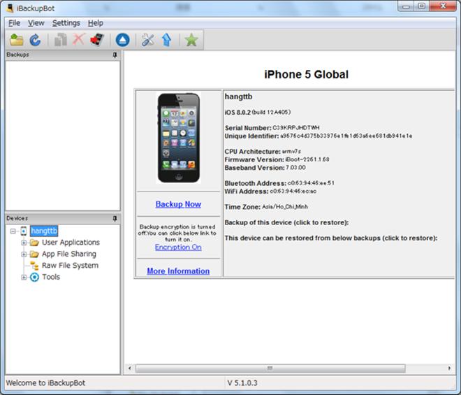 Cách kiểm tra pin iphone cũ - 5
