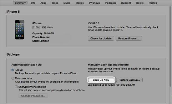 Cách restore iphone khi quên mật khẩu khóa màn hình đăng nhập - 5
