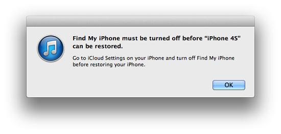Cách restore iphone khi quên mật khẩu khóa màn hình đăng nhập - 7