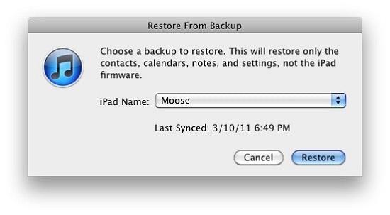 Cách restore iphone khi quên mật khẩu khóa màn hình đăng nhập - 12