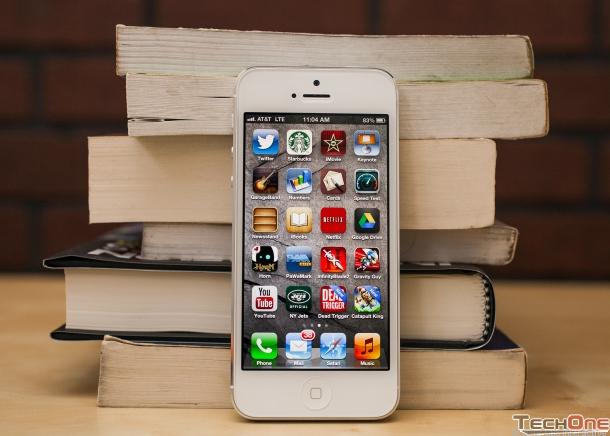 Iphone 5 16g - lock - đen - 99 - 1