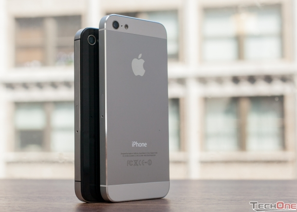 Iphone 5 16g - lock - đen - 99 - 6