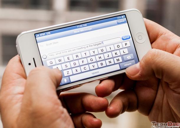 Iphone 5 16g - lock - đen - 99 - 8