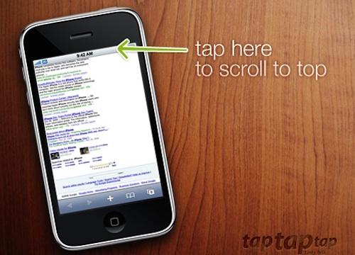 Những thủ thuật nhỏ giúp dùng iphone hiệu quả - 7