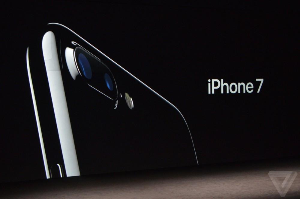 Nhìn lại màn ra mắt iphone 7 09082016 - 2