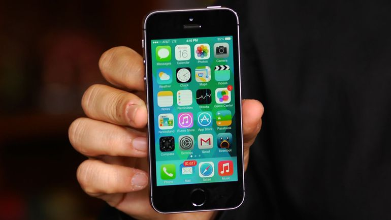 Apple iphone và những thay đổi - 7