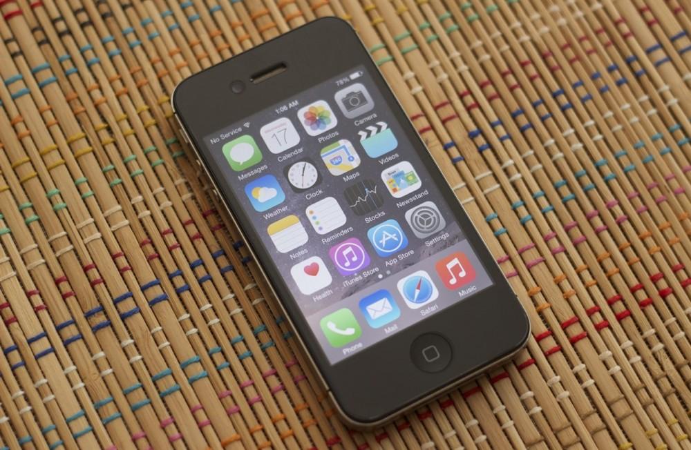 Apple iphone và những thay đổi - 5