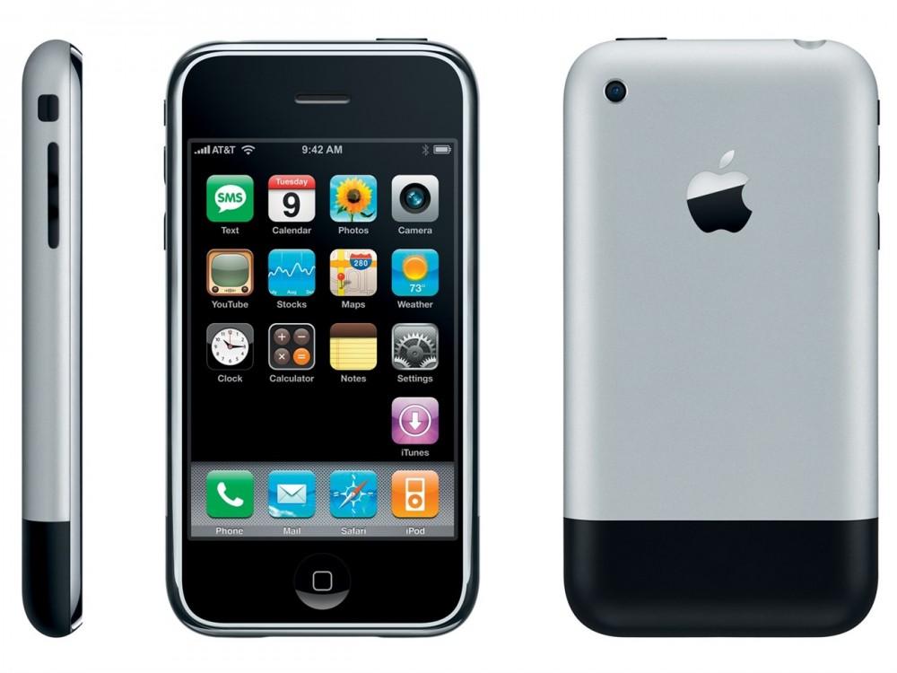 Apple iphone và những thay đổi - 1