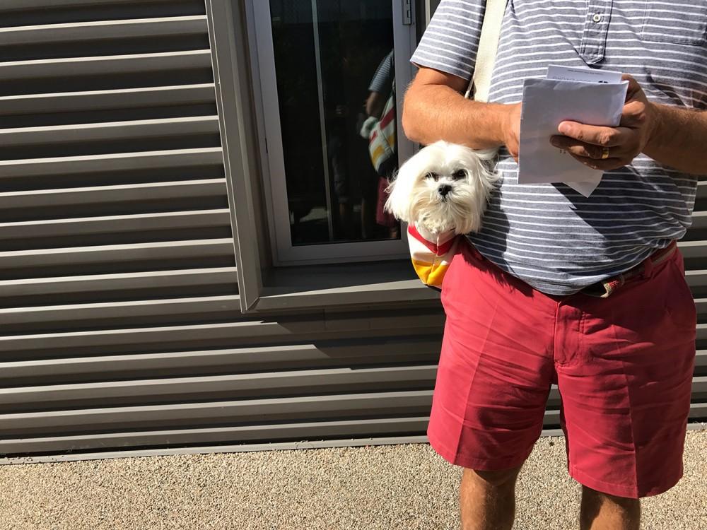 Ảnh chụp bằng iphone 7 plus tại giải tennis us open 2016 bởi landon nordeman - 21