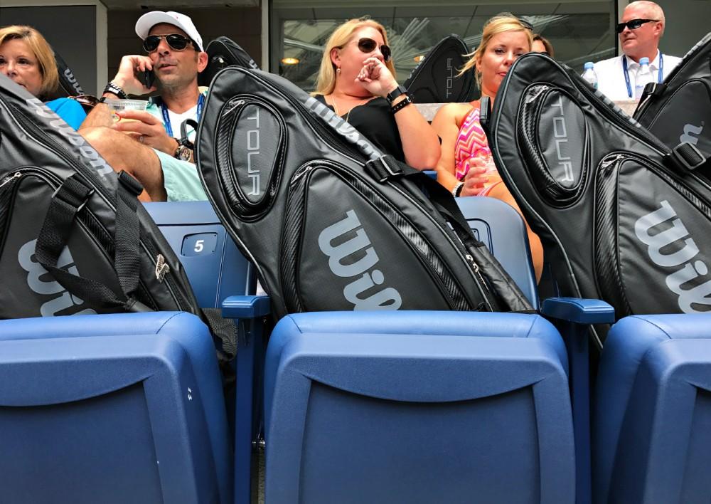 Ảnh chụp bằng iphone 7 plus tại giải tennis us open 2016 bởi landon nordeman - 7
