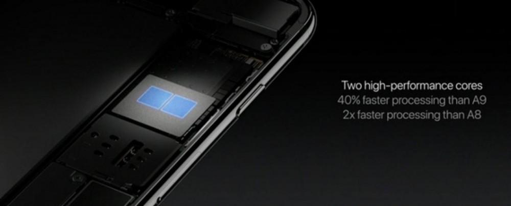 Iphone 7 là điện thoại nhanh nhất thế giới hiện nay - 1