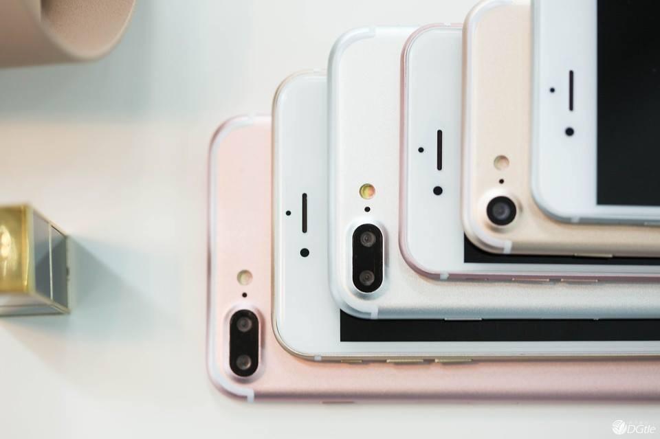 Thay vỏ iphone 6 6s lên iphone 7 chỉ có tại winmobilevn - 5