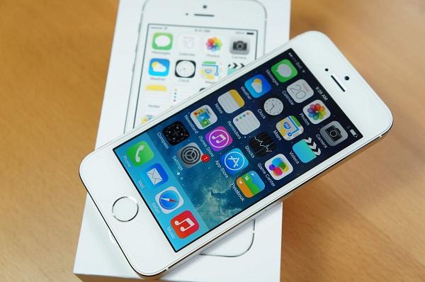 Kiểm tra màn hình iphone 5s chính hãng - 2