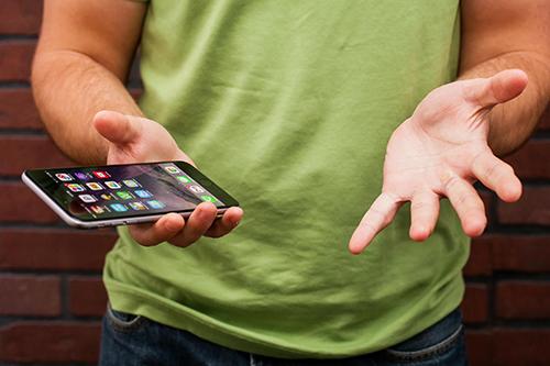 Các sự cố thường gặp trên iphone và cách khắc phục - 7
