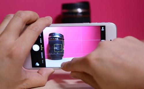Cách chụp ảnh chuyên nghiệp trên iphone - 3