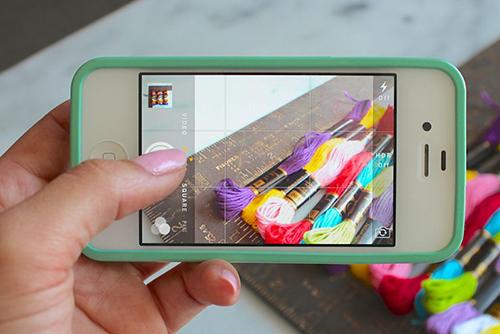 Cách chụp ảnh chuyên nghiệp trên iphone - 1