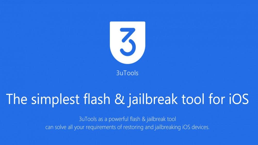 Copy cài đặt jailbreak cho ios từ máy tính với 3utools - 1