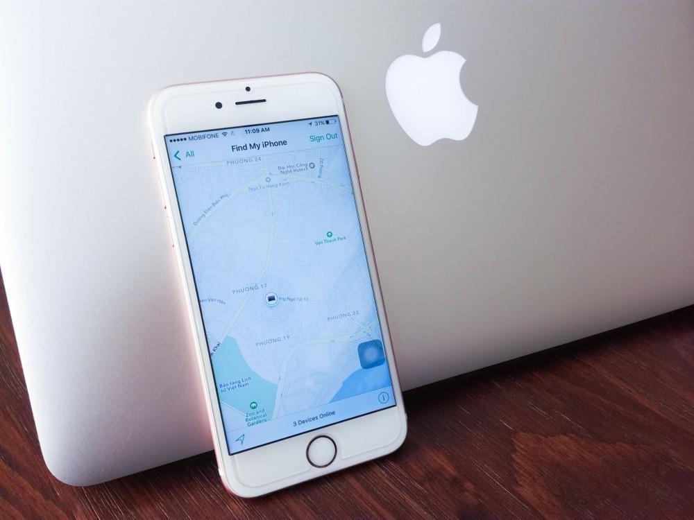Apple phát triển tính năng chống trộm iphone định vị điện thoại ngay cả khi bị tắt nguồn - 1