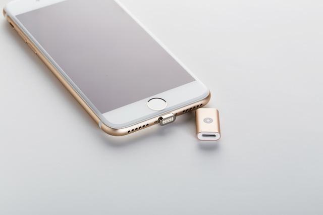 Magbolt sợi cáp đầu tiên trên thế giới sạc được cho iphone lẫn android - 1