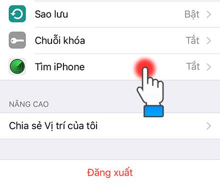 Find my iphone là gì cách sử dụng find my iphone - 3