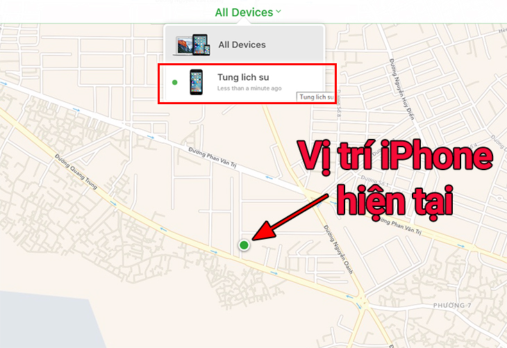 Find my iphone là gì cách sử dụng find my iphone - 7