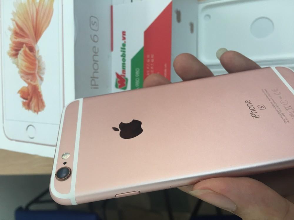Iphone 6s 16g - lock - vàng - new 100 - 3