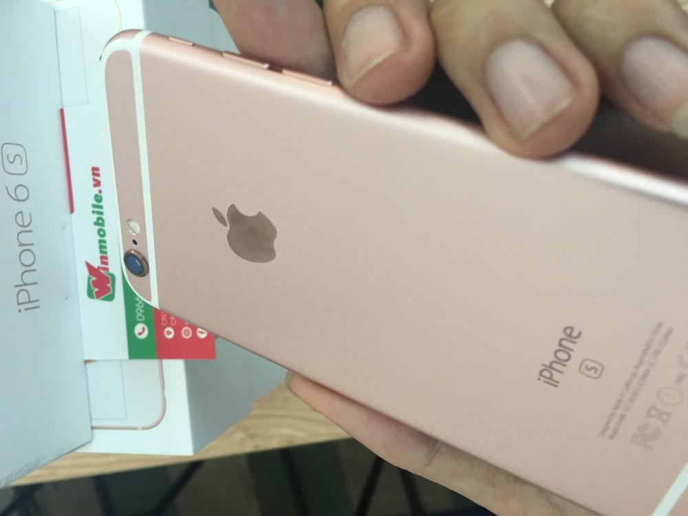 Iphone 6s 16g - lock - vàng - new 100 - 6