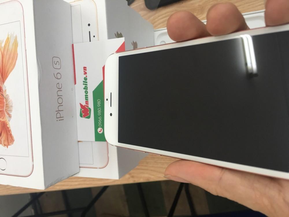 Iphone 6s 16g - lock - vàng - new 100 - 4