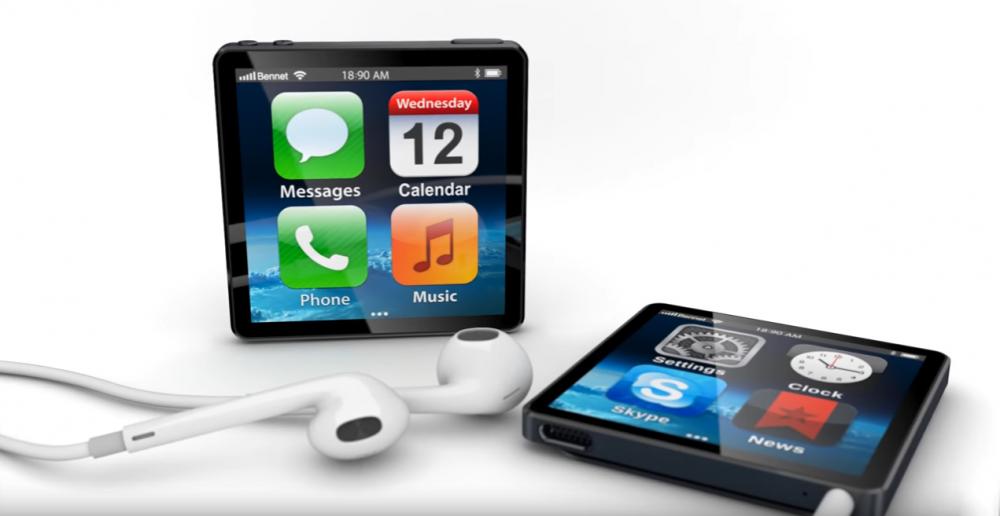 Bạn từng mơ ước 1 chiếc iphone siêu nhỏ như vầy chưa - 2