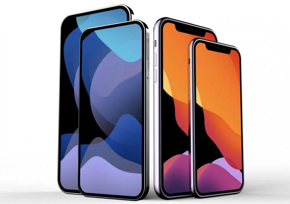 Lộ hình ảnh iphone 12 không có tai thỏ - 2