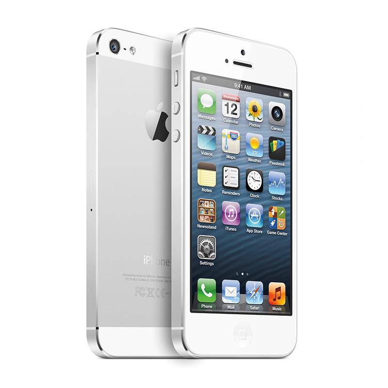 iPhone 5 16G - Quốc Tế - Trắng - 5