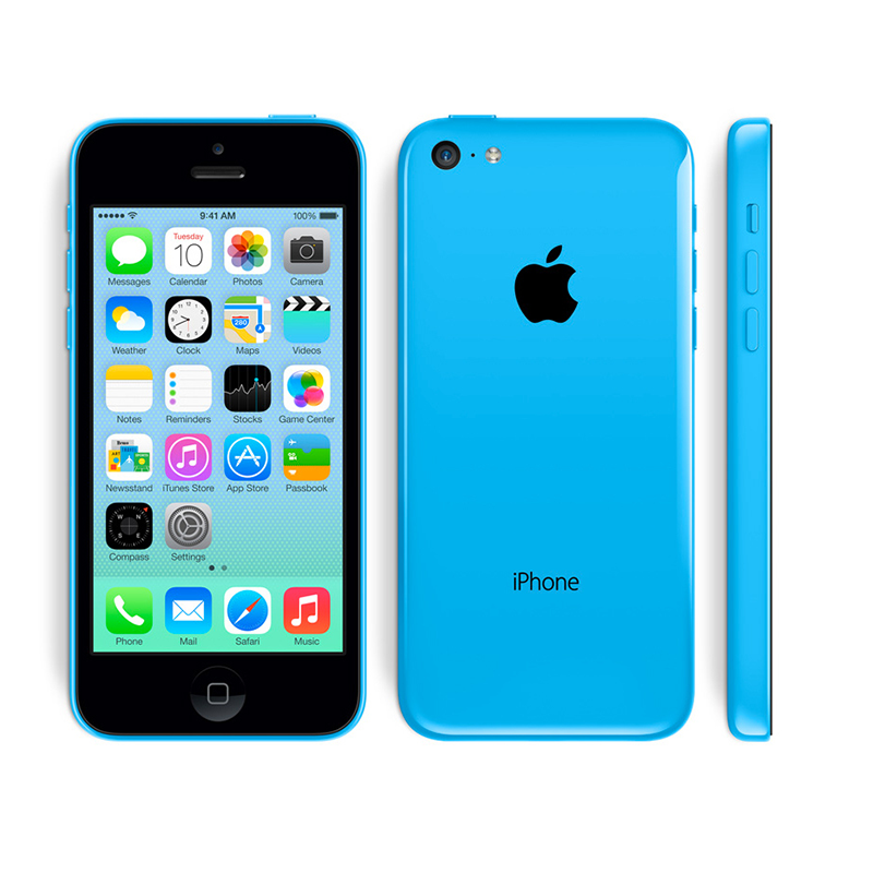 iPhone 5C 16G Lock - Xanh Dương - 99% - 19