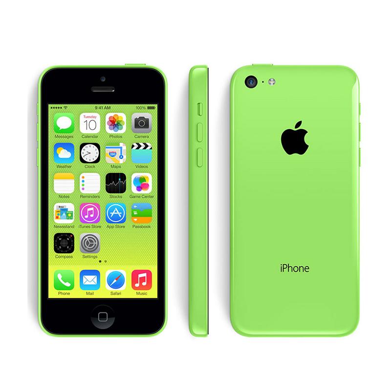 iPhone 5C 16G Lock - Xanh Lá - Like New - 22