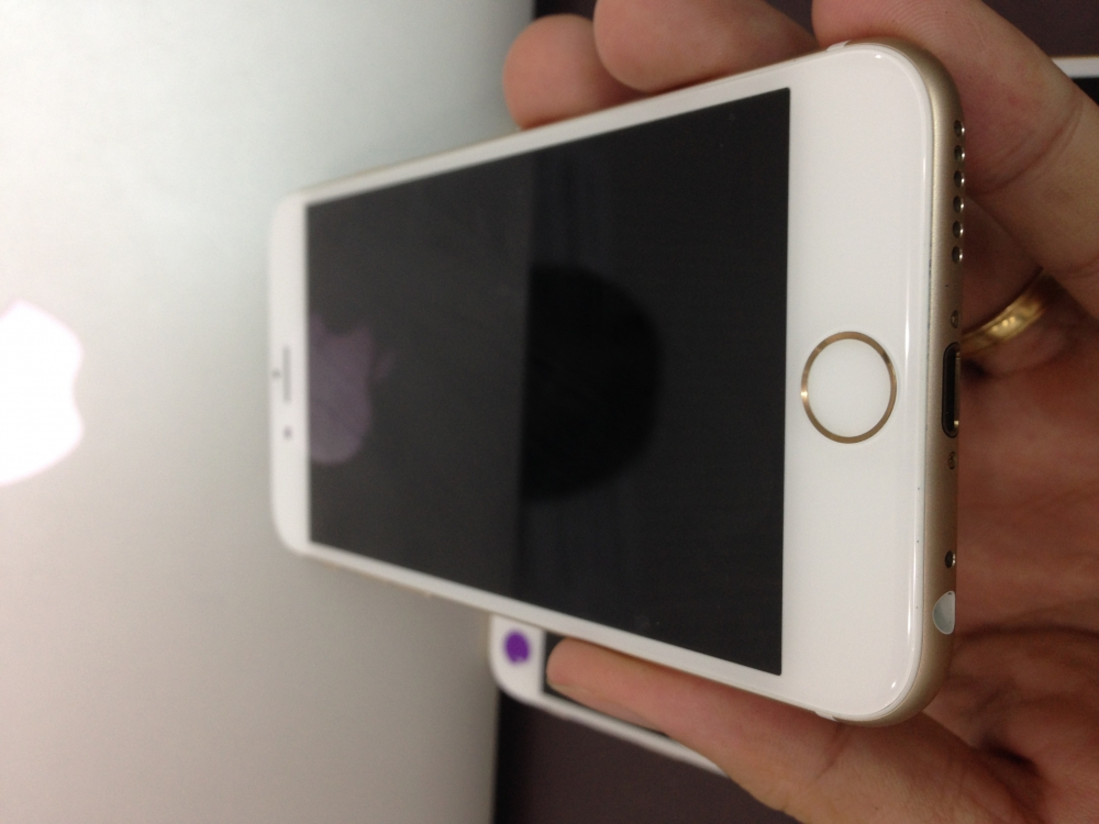 iPhone 6 16G - Lock - Gold - 99% - 962