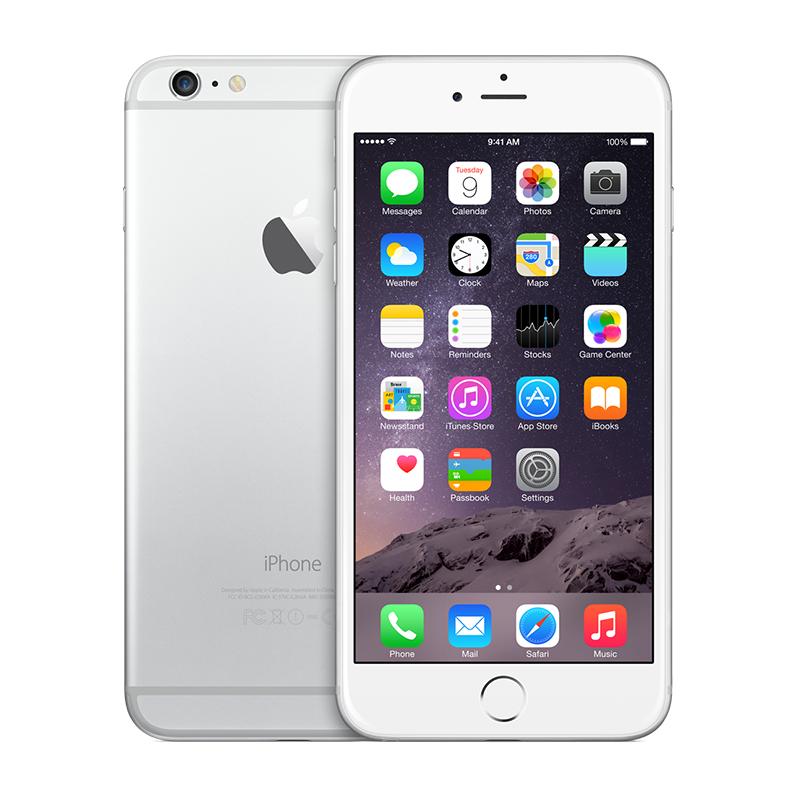 iPhone 6 16G - Lock - Trắng - 99%