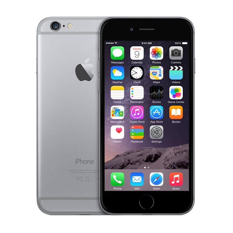iPhone 6 16G - Lock - Xám LOẠI C