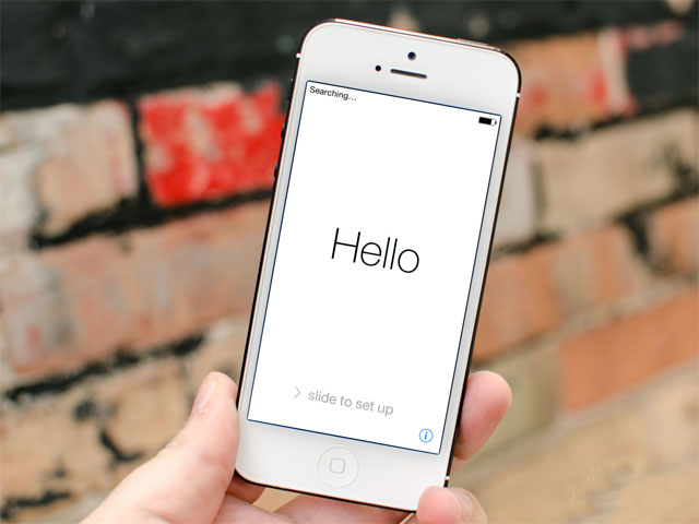 Các kiểm tra iCloud trên thiết bị của Apple