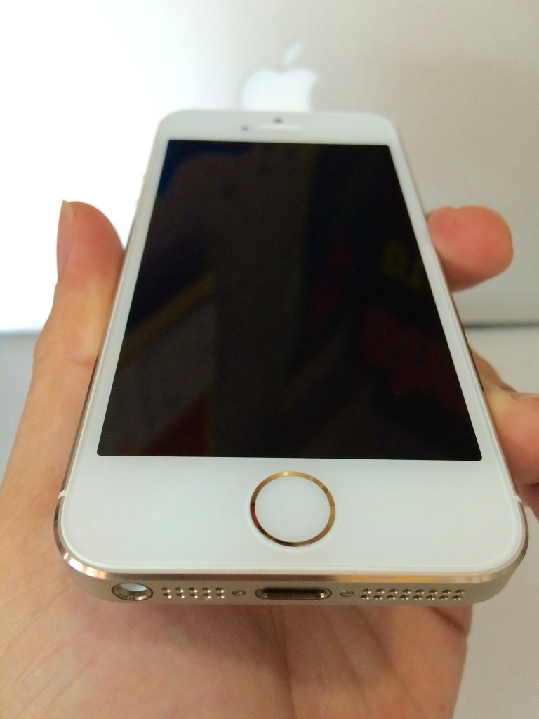 iPhone 5S 16G - Quốc Tế - Gold 97% - 969