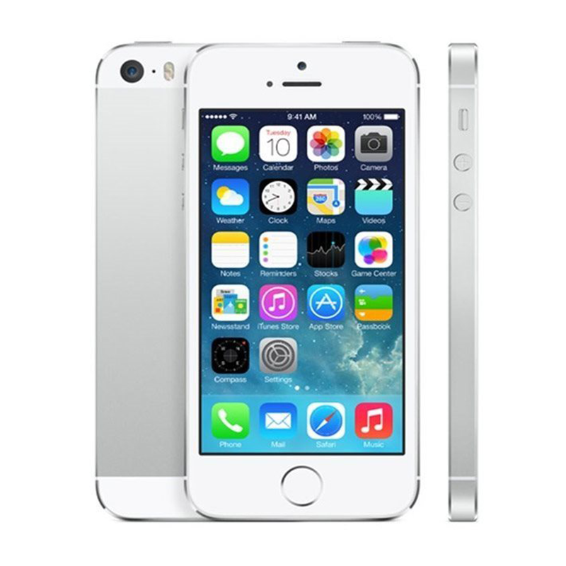 iPhone 5S 32G - Lock - Trắng - 99% - 44