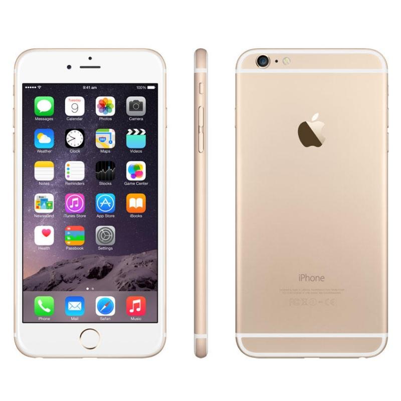 iPhone 6 Plus - Quốc Tế- 64G - Gold - 99% - 40