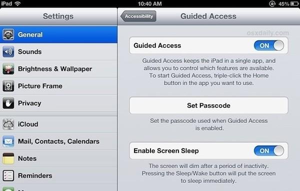 Thủ thuật nâng cao khi sử dụng iPhone