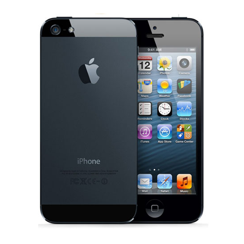 iPhone 5 16G - Lock - Đen - 97% - 46