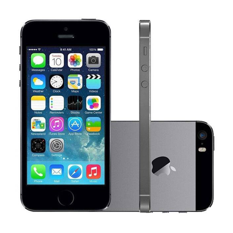 iPhone 5S 16G - Lock - Gray - 97%