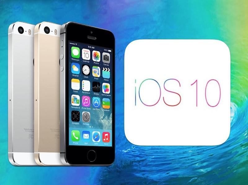 iOS 10 chạy trên iPhone 5 có ổn không?